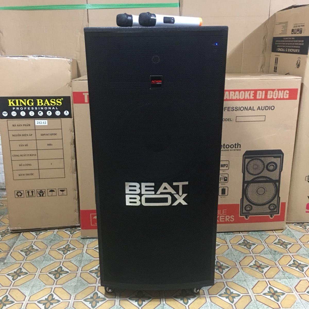 LOA KÉO ACNOS BEATBOX KB61