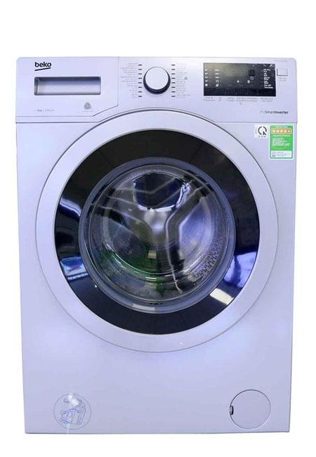 Máy giặt Beko inverter 8 kg WMY 81283 SLB2