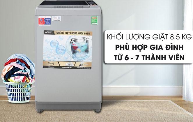 Máy Giặt Cửa Trên Aqua AQW-S80CT