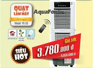 Quạt làm mát AquaFontn YE-20