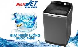 Máy Giặt AQUA 9.5Kg AQW-DR95CT