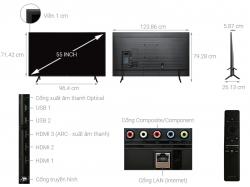 Smart Tivi Samsung 55RU7200