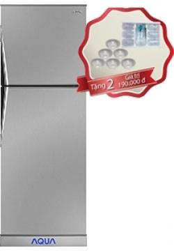 Tủ lạnh Aqua 186 lít AQR-U205BN(SU)