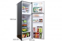 Tủ lạnh Mitsubishi MR-FV32EJ-BR